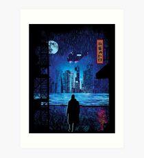 Dystopian World Art Print