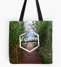 Explore New York Tote Bag
