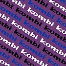 Kombi Kombi Kombi - Purple by melodyart