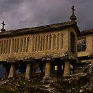 espigueiros, Lindoso, Parque Nacional da Peneda-Geres, Portugal by Andrew Jones