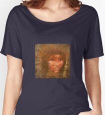 Serene warrior Women's Relaxed Fit T-Shirt