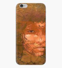 Serene warrior iPhone Case