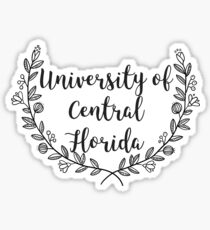 University of Central Florida Sticker