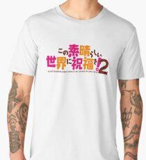 Kono suba 2 Men's Premium T-Shirt