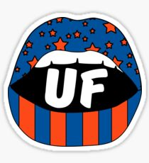 UF Lips Sticker