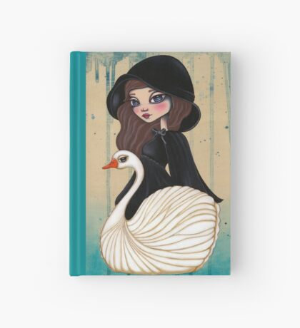 SwanSong Hardcover Journal