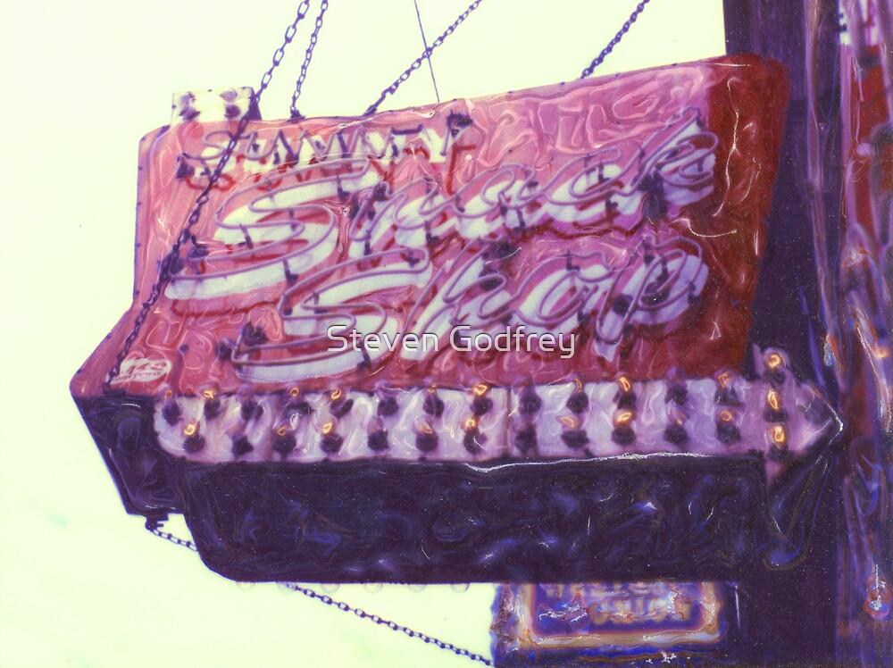 Snack Shop by Steven Godfrey
