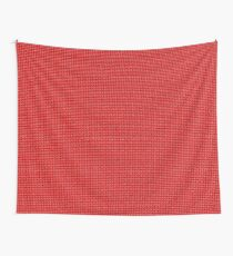Red Clover Wall Tapestry
