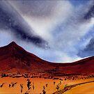 Golden Fields by Ron C. Moss