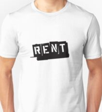 Rent The Musical T-Shirt