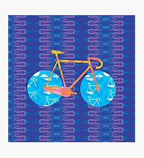 funkY bike Photographic Print