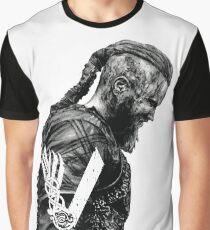 KING RAGNAR LOTHBROK - VIKINGS Graphic T-Shirt
