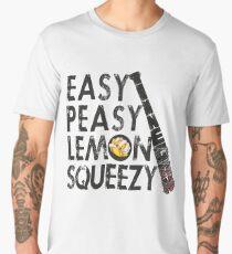 THE WALKING DEAD - NEGAN - EASY, PEASY, LEMON SQUEEZY Men's Premium T-Shirt