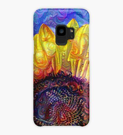 Solar eyelashes Case/Skin for Samsung Galaxy
