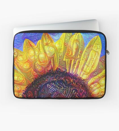 Solar eyelashes Laptop Sleeve
