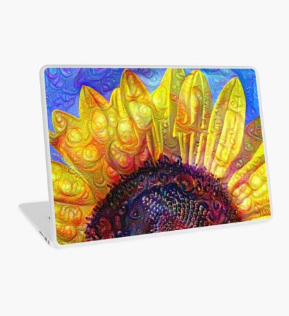 Solar eyelashes Laptop Skin