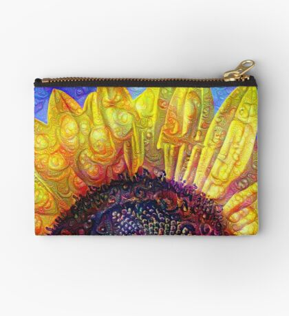 Solar eyelashes Zipper Pouch