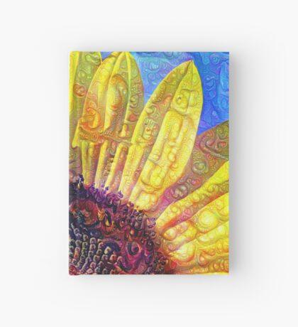 Solar eyelashes Hardcover Journal