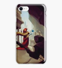 Those Who Watch Us iPhone Case/Skin