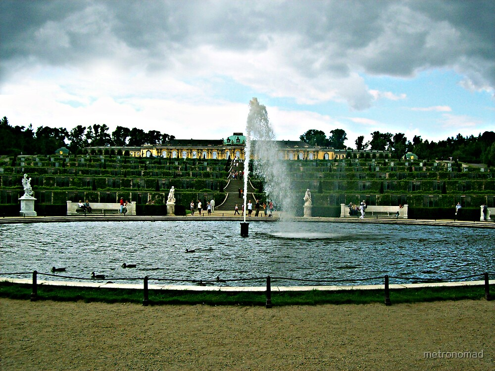 Baroque Gardens by metronomad