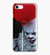 Stephen King It Pennywise iPhone Case/Skin
