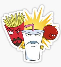 Aqua Teen Hunger Force Sticker