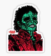 Thriller Infected  Sticker