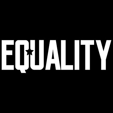 Equality by quotysalad