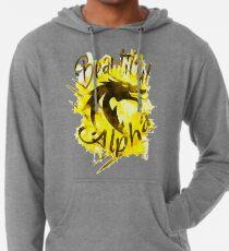 Beautiful Dragon Alpha Yellow Lightweight Hoodie