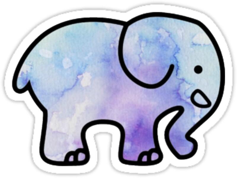 Ivory Ella: Stickers | Redbubble