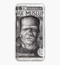 Frankenstein's Wax Museum iPhone Case/Skin