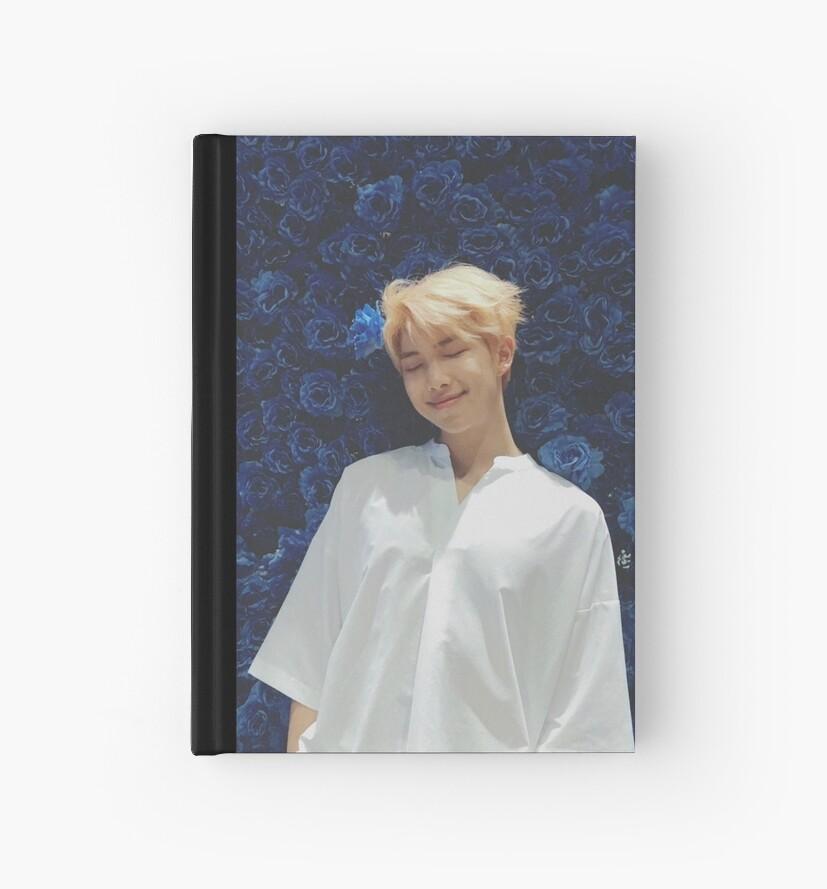 BTS - Namjoon Polaroid  by Satanscookiecat