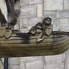 Medieval Knight, Selby Abbey by wiggyofipswich