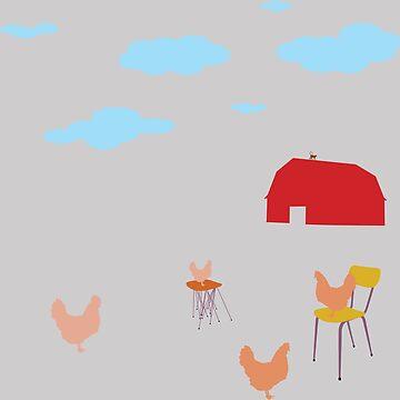 strange farm by dai-dai