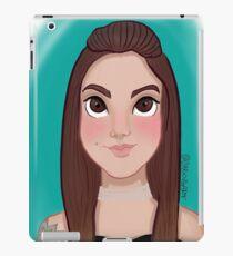 Cartoon Character iPad Case/Skin