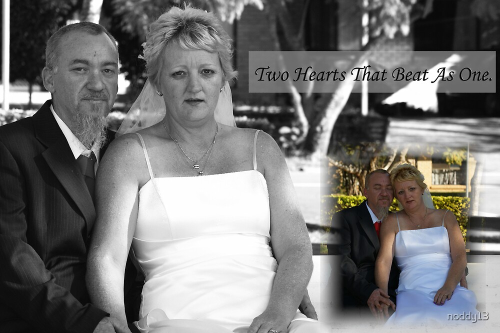 two hearts by noddy13