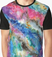 Abstract, Cosmic, Nature inspired  Graphic T-Shirt