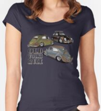 Old Volks Women's Fitted Scoop T-Shirt