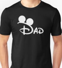 DAD mickey T-Shirt