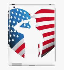 america patriot iPad Case/Skin