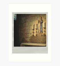 Say A Little Prayer Art Print