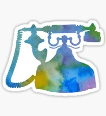 A telephone Sticker