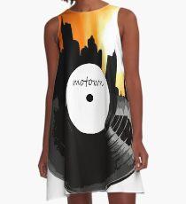 Motown A-Line Dress