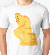 THINK EMOJI STATUE TFW TO INTELLIGENT PCM MEMES T-Shirt