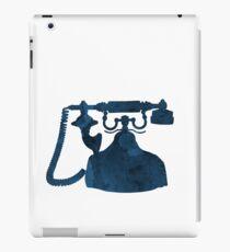 A telephone iPad Case/Skin