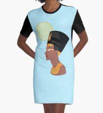 Egyption man style  Graphic T-Shirt Dress