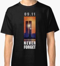 09,11 - September 11 attacks - New York - World Trade Center Classic T-Shirt