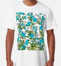 Blue #redbubble #decor #buyart Long T-Shirt