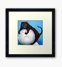 One of Your Five a Day Framed Print