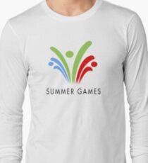 Mei Summer Games Sweater Long Sleeve T-Shirt